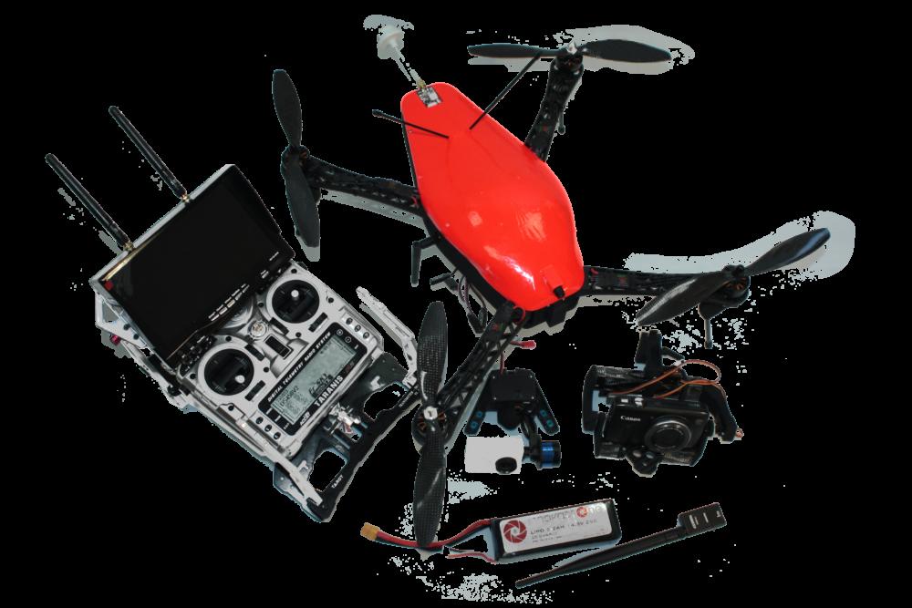 DRONESTAR-450V2